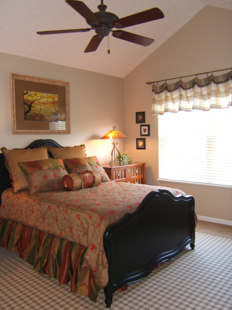 New Albany Guest Bedroom - Comfort with Professional Style