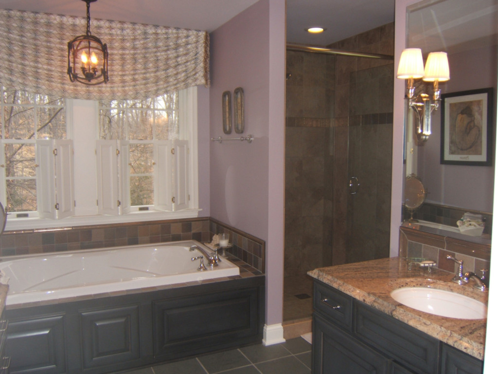 The Right Bathroom Design Ideas for a Makeover without Remodeling